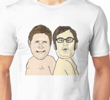 Tim and Eric Unisex T-Shirt