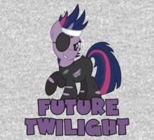 Future Twilight (My Little Pony: Friendship is Magic) One Piece - Long Sleeve
