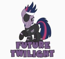 Future Twilight (My Little Pony: Friendship is Magic) Kids Tee