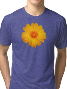 Bright Flower Tri-blend T-Shirt