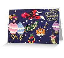 Fantasea Greeting Card