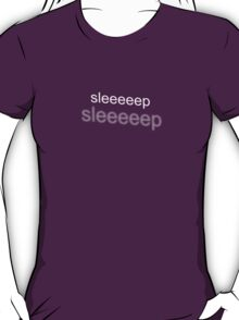 Sleeeeep Sherlock T-Shirt
