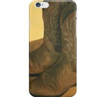 Cowboy Boots iPhone Case/Skin
