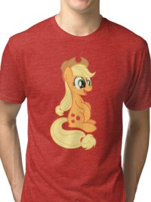 Just Applejack Shirt (My Little Pony: Friendship is Magic) Tri-blend T-Shirt