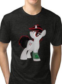 Blackjack Shirt (from the Project Horizons fanfic) Tri-blend T-Shirt