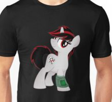 Blackjack Shirt (from the Project Horizons fanfic) Unisex T-Shirt