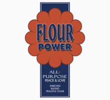 Flour Power by chrisagee