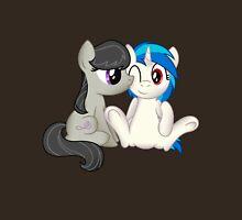 Vinyl Scratch and Octavia OTP Shirt (My Little Pony: Friendship is Magic) Unisex T-Shirt