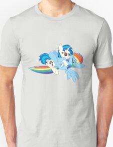 Vinyl Scratch x Rainbow Dash T-Shirt