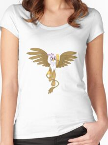 Gilda Shirt (My Little Pony: Friendship is Magic) Women's Fitted Scoop T-Shirt