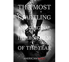 American Mary Evil Dead Style Poster 1 Photographic Print