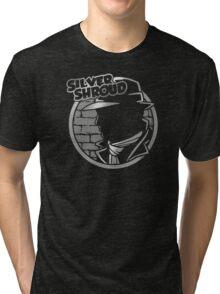 SILVER SHROUD Tri-blend T-Shirt