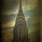 Chrysler Building - NYC by Robert Baker