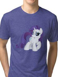 Rarity Tshirt (My Little Pony: Friendship is Magic) Tri-blend T-Shirt
