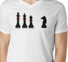 Tinker Tailor Solider Spy Mens V-Neck T-Shirt