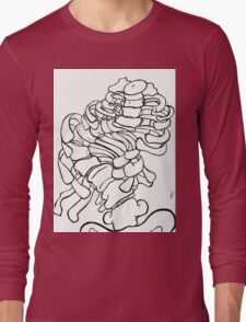 scoliosis Long Sleeve T-Shirt