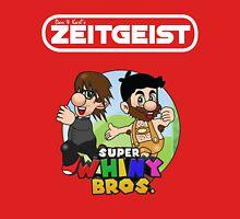 Dan & Karl's Zeitgeist - Super Whiny Bros. -WHITE-  Unisex T-Shirt