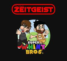 Dan & Karl's Zeitgeist - Super Whiny Bros. -RED-  Unisex T-Shirt