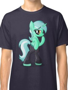 Lyra Hands Shirt (My Little Pony: Friendship is Magic) Classic T-Shirt