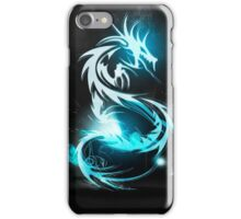 Electric dragon iPhone Case/Skin