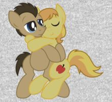 Braeburn x Doctor Whooves Shirt (My Little Pony: Friendship is Magic) One Piece - Long Sleeve