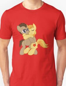 Braeburn x Doctor Whooves Shirt (My Little Pony: Friendship is Magic) Unisex T-Shirt