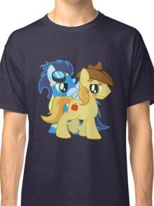 Soarin x Braeburn Shirt (My Little Pony: Friendship is Magic) Classic T-Shirt