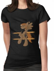 Winking Calamity Shirt (My Little Pony: Friendship is Magic) Womens Fitted T-Shirt
