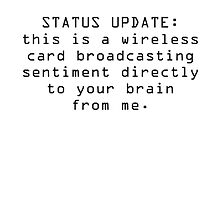 Status Update by GreenAvenue