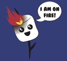 I'm on Fire! by AlyOhDesign