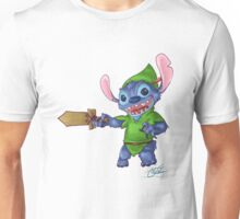 Stitch in Neverland Unisex T-Shirt