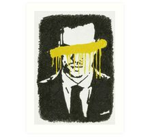 The Napoleon Of Crime Art Print