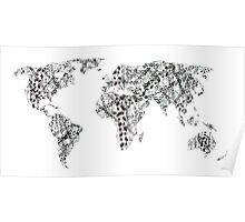 Nomad - Globetrotter Poster