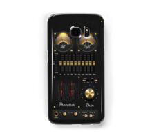 Music box amplifier Samsung Galaxy Case/Skin