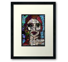 Dead Before I'm Born Framed Print