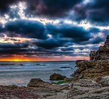 Cottesloe Sunset HDR by Scallo