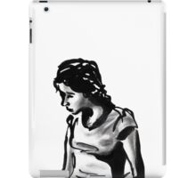 Little sister iPad Case/Skin