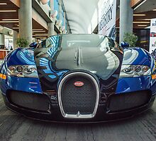 Bugatti Veyron by James Watkins