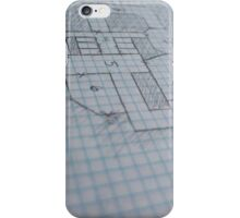 DnD Map 2 iPhone Case/Skin