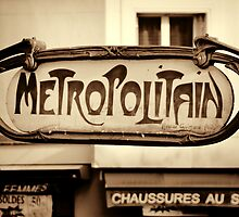 Metropolitain by Country  Pursuits
