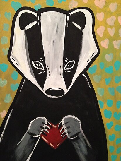 Quit Badgerin' My Heart. by Stolensouljess