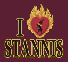 I Heart Stannis by Digital Phoenix Design