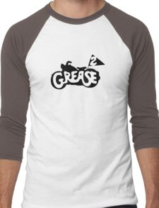 Grease 2 Men's Baseball ¾ T-Shirt