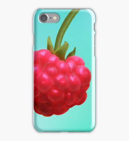 Raspberry iPhone Case/Skin