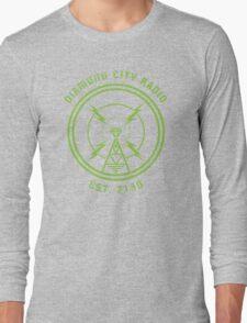 DIAMOND CITY RADIO Long Sleeve T-Shirt