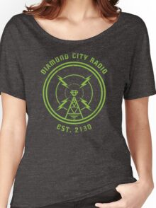 DIAMOND CITY RADIO Women's Relaxed Fit T-Shirt