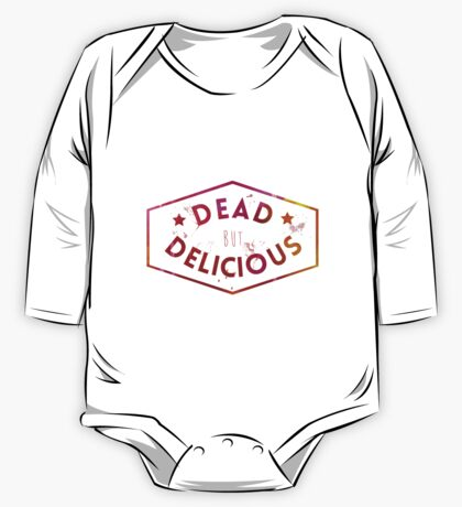 Dead But Delicious One Piece - Long Sleeve