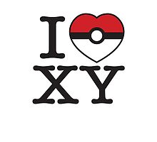I Love Pokemon X and Y by PokemonCrowd