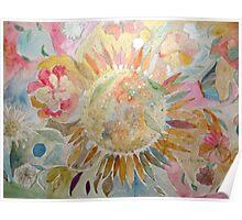 Sun in Flower 7 Poster