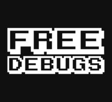 FREE DEBUGS Kids Clothes